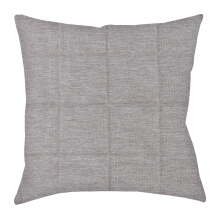 ARNOLD CARDEN Cushion Cover Bentuk Kotak - Grey