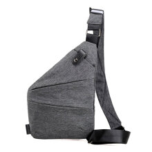 [COZIME] Crossbody Bags Men's Chest Bag Designer Messenger bag oxford Shoulder Bags Light Grey1