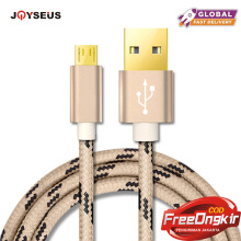 JOYSEUS Micro USB Charger Charging USB Charger Data Cable For Samsung Xiaomi VIVO OPPO Android VIVO V9 Redmi 5