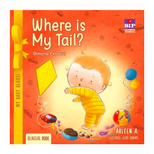 My Baby Reads!-Where is My Tail? - Arleen A  - 9786024831714