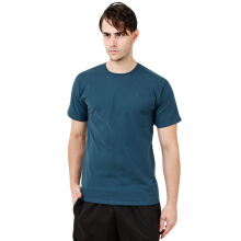CHAMPION Mens Classic Jersey Tee - Juniper Blue