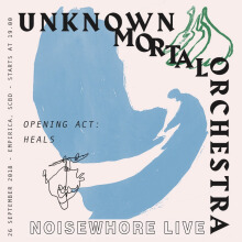 NOISEWHORE Unknown Mortal Orchestra Ticket Concert