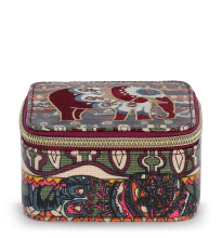 Sakroots Jewelery Bag Mulberry One World Multicolor