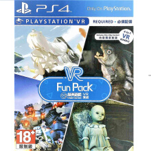 SONY PS4 Game - VR Fun Pack Reg 3