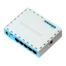 Mikrotik hEX-RB750Gr3 Ethernet Gigabit Router