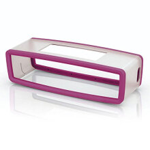 BOSE SoundLink Mini bluetooth audio cover in purple