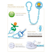 Simba Pacifier Holder Firm Type