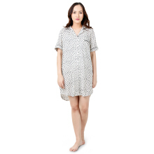 MOODS Tunic Polkadot [All Size] - Light Brown
