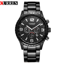 CURREN 8056 Watches Men Luxury Brand Business Watches Casual Watch Quartz Watches relogio masculino