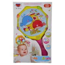 Hand Drum Bodybuilding 168-32A Mainan Bayi