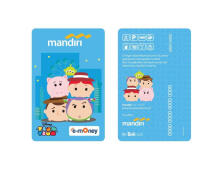 MANDIRI E-Money Tsum Tsum Edition Character - Toy Story