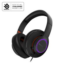 Steelseries Siberia 150 Black USB Gaming Headset Black