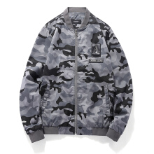 BestieLady JK1711 Winter Camouflage Jacket