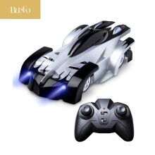 BLINGO X03Remote climbing wall remote control car with LED lights 360 degree rotating stunt toy anti-gravity machine racing
