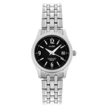 Alba AXT865X1 Ladies Black Dial Stainless Steel [AXT865X1]