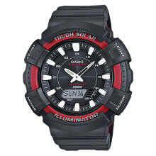 Casio AD-S800WH-4AVDF Water Resistant 200M Resin Band [AD-S800WH-4AVDF] - Black