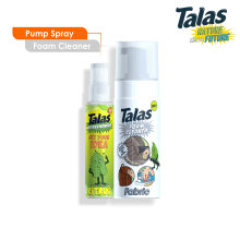 Talas Foam Cleaner Fabric 100ml (Pembersih) & Talas Refreshener Pump Citrus 50ml (Pengharum)