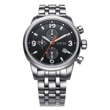 FIYTA Men Extreme Chronograph Watch Stainless Steel G780.WBW [G780.WBW]