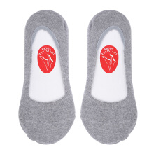 SUNAFIX FCIS 03 AS- Sunafix Invisible Socks Anti Slip - Grey