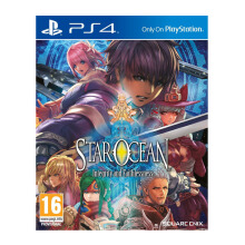 SONY PS4 Game Star Ocean: Integrity and Faithlessness - Reg 2
