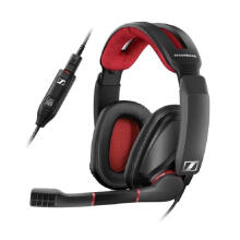 SENNHEISER GSP 350  PC Gaming Headset Around Ear ; Surround Sound - Black