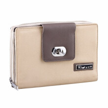 GOLFER - MEN WALLET DOMPET KASUAL WANITA - GF.6310 - CREAM