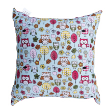 JOYLIVING Cushion Square Owl 40 cm x 40 cm