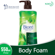BIORE Body Foam Forest Bless Pump 550 ml