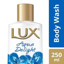 LUX Body Wash Aqua Delight  250ml