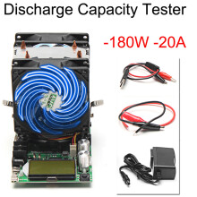 Blitzwolf 180W Constant Current Electronic Load 20A Battery Tester Discharge Capacity    -  -