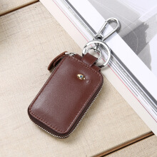 klemoo Men Genuine Leather Smart Wallet Housekeeper Car Key Anti Lost Intelligent Bluetooth High Quality Bag GPS Smart Key Wallet Male