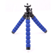 Mobile phone camera, amazing octopus bracket, octopus tripod, mini sponge tripod E-zhijia013