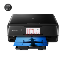 CANON Pixma TS8170 All In One Inkjet Printer (Print, Scan, Copy) - Black