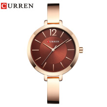 CURREN Brand New 9012 Quartz Women Watches Fashion Ladies Gift Wrist Watch