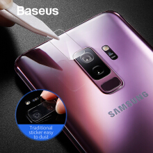 Baseus 0.15mm Ultra Thin Camera Lens Protector For Samsung S9 9H Scratch Proof Camera Lens Glass For Samsung Galaxy S9 S9 Plus