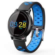 Curren F4 Smart watch Color Screen Heart Rate Monitor Fitness Tracker IP67 Waterproof  For Android IOS