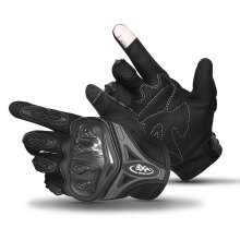 Fireflies fashion Men's motorcycle riding touchscreen gloves