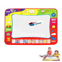 ANAK Kids Toys Water Mat Drawing Painting Toddler Board Waterproof Children Gift