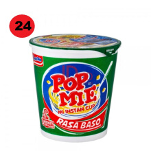 POP MIE Baso Jumbo Carton 75gr x 24pcs