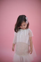 LULLA Zahra Dress - White