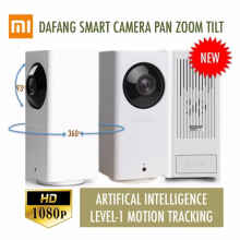 Xiaomi Mijia Dafang CCTV 1080P Dome Smart IP Camera 360 Xiaofang White