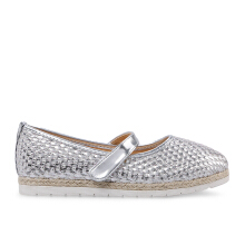 STYLETOTS Flats 427-1 - Silver