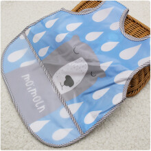SiYing Korean version of infant stereo EVA disposable rice bib