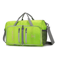 [kingstore]Outdoor Multi-function Travel Bag Fashion Casual Handbag Folding Shoulder Green