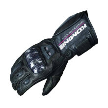 KOMINE GK-198 Carbon Protect Racing Sarung Tangan Original - Black