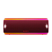 SONY XB31 Portable Bluetooth Speaker Extra Bass - Red