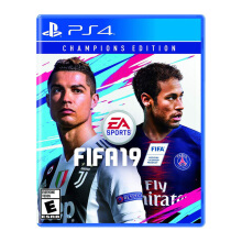 SONY PS4 Game - FIFA 19: Champions Edition