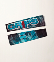 GRIPS SLEEVES CARBON ARMY - BLUE S/M