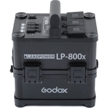 Godox LP800X Elinchrom Portable Power Inverter ​ Black