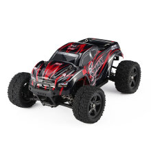 COZIME REMO 1631 1/16 2.4G 40km/h 4WD Brushed Off-Road Truck Bigfoot SMAX RC Car Red Eu Plug